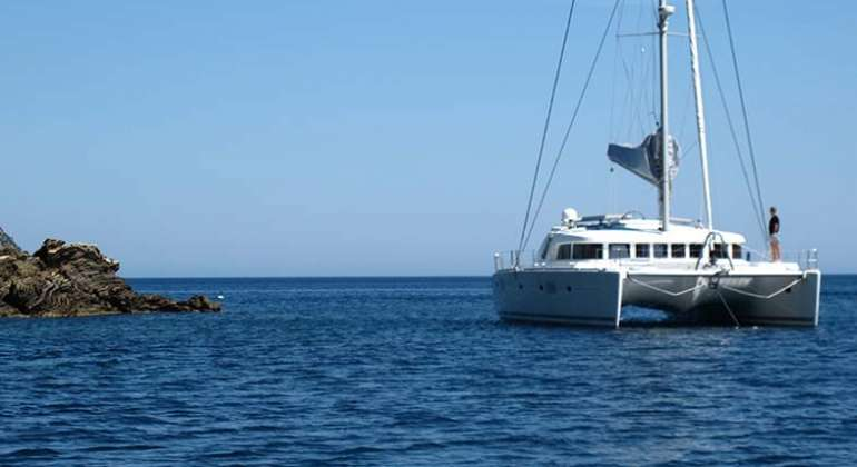 Location catamaran Corse du sud